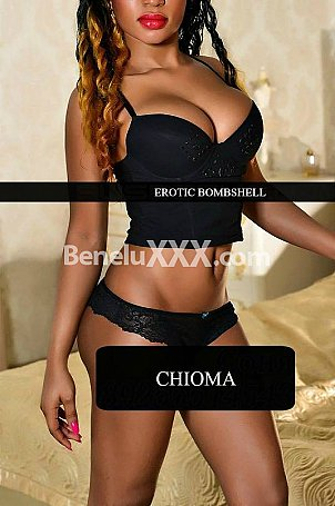 Chioma escort girl � Anvers